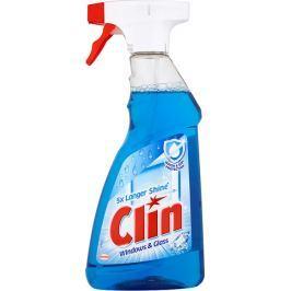 Clin Windows & Glass čistič oken s alkoholem rozprašovač 500 ml