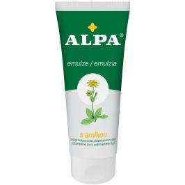 Alpa Arnika masážní emulze s arnikou a měsíčkem 100 ml