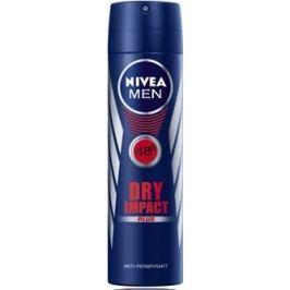 Nivea Men Dry Impact antiperspirant deodorant sprej pro muže 150 ml