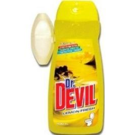 Dr. Devil Lemon Wc gel 400 ml + koš