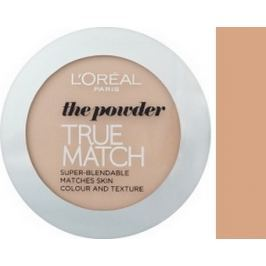 Loreal Paris True Match pudr D5 - W5 Golden Sand 9 g