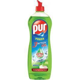 Pur Duo Power Apple prostředek na ruční mytí nádobí 900 ml