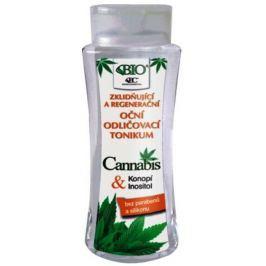 Bione Cosmetics Cannabis oční odličovací tonikum 255 ml