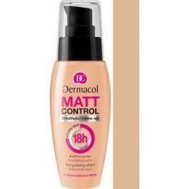 Dermacol Matt Control 18h make-up 3 Nude 30 ml