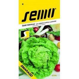 Semo Salát hlávkový Smaragd - pro vytápěné rychlírny a pařeniště 0,4 g