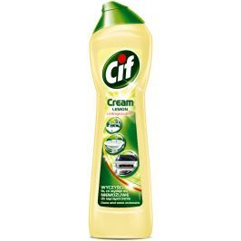 Cif Cream Lemon tekutý písek 250 ml