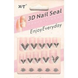 Nail Seal 3D nálepky na nehty 1 aršík 152A 1 aršík