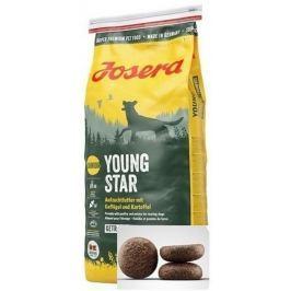 Josera YoungStar Drůbeží maso a brambory krmivo pro psy 15 kg