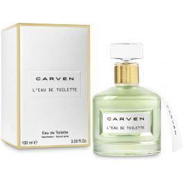 Carven L Eau de Toilette toaletní voda pro ženy 100 ml