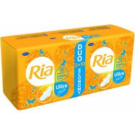Ria Ultra Normal Plus hygienické vložky 2 x 10 kusů