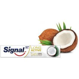 Signal Long Active Naturals Elements Coco White 6+ zubní pasta 75 ml