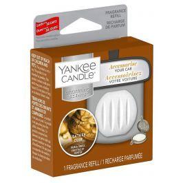Yankee Candle Clean Leather - Kůže bavlna náplň vůně do auta Charming Scents 30 g