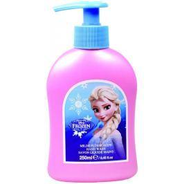 Disney Frozen tekuté mýdlo pro děti dávkovač 250 ml