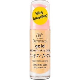 Dermacol Gold Anti-Wrinkle Base báze pod make-up 20 ml