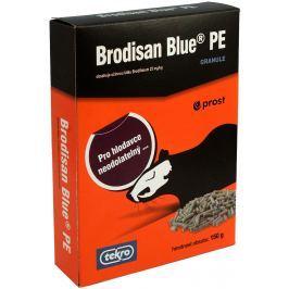 Tekro Brodisan Blue PE granule k hubení hlodavců 150 g
