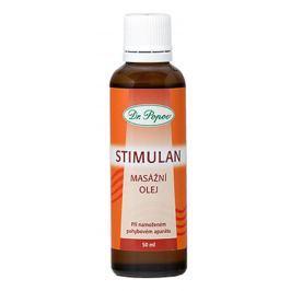 Dr. Popov Stimulan masážní olej na namožený pohybový aparát, prohřívá pokožku 50 ml
