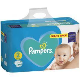 Pampers Giant Pack Mini 2 4-8 kg plenkové kalhotky 100 kusů