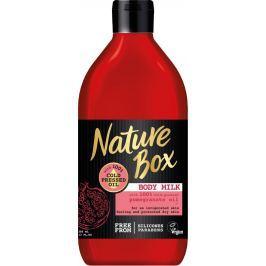 Nature Box Granátové jablko tělové mléko 385 ml