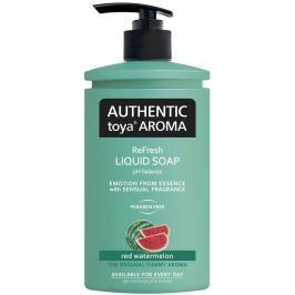 Authentic Toya Aroma Red Watermelon tekuté mýdlo dávkovač 400 ml