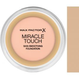 Max Factor Miracle Touch Foundation pěnový make-up 60 Sand 11,5 g