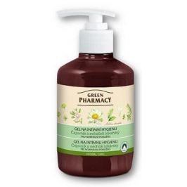 Green Pharmacy Čajovník a měsíček gel na intimní hygienu pro normální pokožku 370 ml