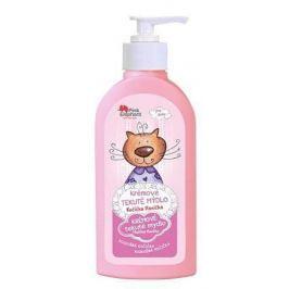 Pink Elephant Kočička Hanička tekuté mýdlo s obsahem panthenolu 250 ml