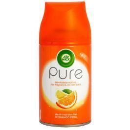 Air Wick FreshMatic Pure Mediterranean Sun - Středomořské slunce automatický osvěžovač náhradní náplň 250 ml
