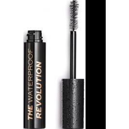 Makeup Revolution The Waterproof Mascara Revolution řasenka Black 8 ml
