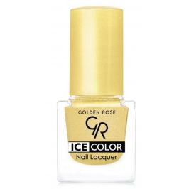 Golden Rose Ice Color Nail Lacquer lak na nehty mini 158 6 ml