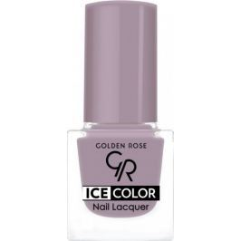 Golden Rose Ice Color Nail Lacquer lak na nehty mini 165 6 ml