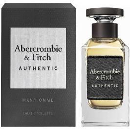 Abercrombie & Fitch Authentic Man toaletní voda 50 ml