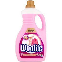 Woolite Delicate Wool tekutý prací prostředek na jemné prádlo a vlněné oblečení 50 dávek 3 l