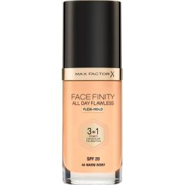 Max Factor Facefinity All Day Flawless 3v1 make-up 44 Warm Ivory 30 ml