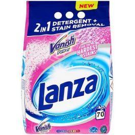 Lanza Vanish Power Colors 2v1 prací prášek na barevné prádlo 70 dávek 5,25 kg