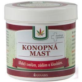 Annabis Konopná mast masážní gel na svaly, záda a klouby 300 ml
