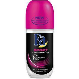 Fa Sport Ultimate Dry Power Fresh kuličkový antiperspirant deodorant roll-on pro ženy 50 ml