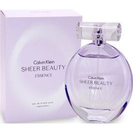 Calvin Klein Sheer Beauty Essence toaletní voda pro ženy 50 ml