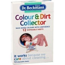 Dr. Beckmann Colour&Dirt Collector lapač barev a špíny 10 kusů