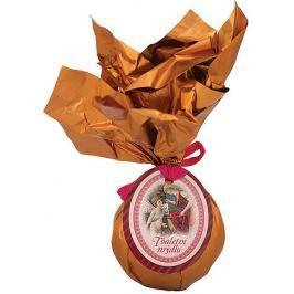 Bohemia Gifts & Cosmetics Skořice luxusní toaletní mýdlo ručně vyráběné 125 g 1 kus