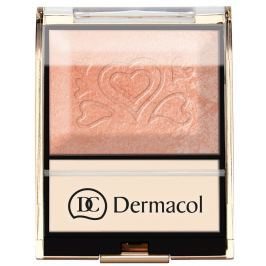 Dermacol Blush & Illuminator tvářenka s rozjasňovačem 01 9 g