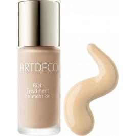 Artdeco Rich Treatment Foundation krémový make-up 10 Sunny Shell 20 ml