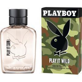 Playboy Play It Wild for Him toaletní voda pro muže 100 ml