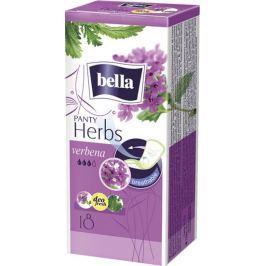 Bella Herbs Verbena hygienické aromatizované slipové vložky 18 kusů