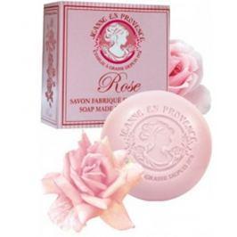 Jeanne en Provence Rose Envoutante - Podmanivá růže tuhé toaletní mýdlo 100 g