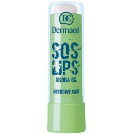 Dermacol SOS Lips Intensive Care SPF15 balzám na rty Almond 3,5 ml