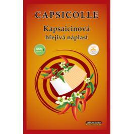 Capsicolle Kapsaicinová hřejivá náplast 12 x 18 cm 1 kus