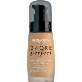 Deborah Milano 24Ore Perfect Foundation SPF10 make-up 03 Caramel Beige 30 ml