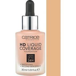 Catrice HD Liquid Coverage Foundation make-up 040 Warm Beige 30 ml