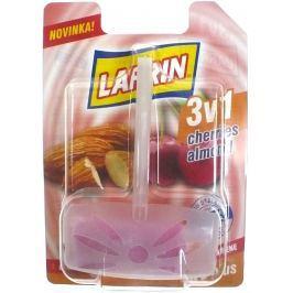 Larrin 3v1 Cherries Almond Wc závěs komplet 40 g
