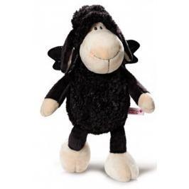 Nici Ovečka Jolly houpající černá Plyšová hračka nejjemnější plyš 35 cm